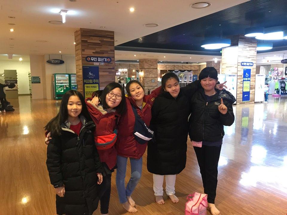 2019년 1차 그룹놀이야외활동(원마운트)