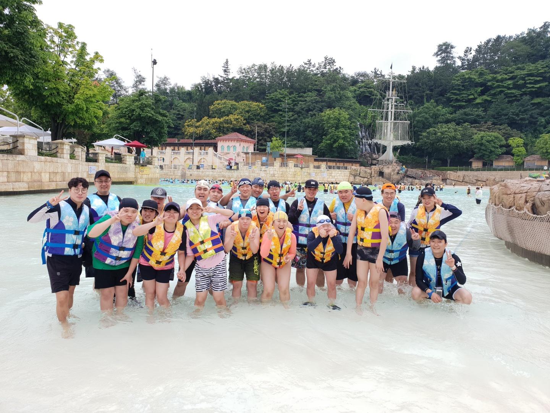 [특별활동]2018년 직업적응훈련생 하계캠프