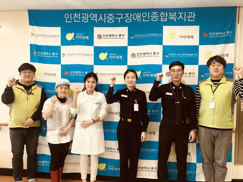 해군 인천해역방어사령부 조리 부사관 재능기부 무료특식