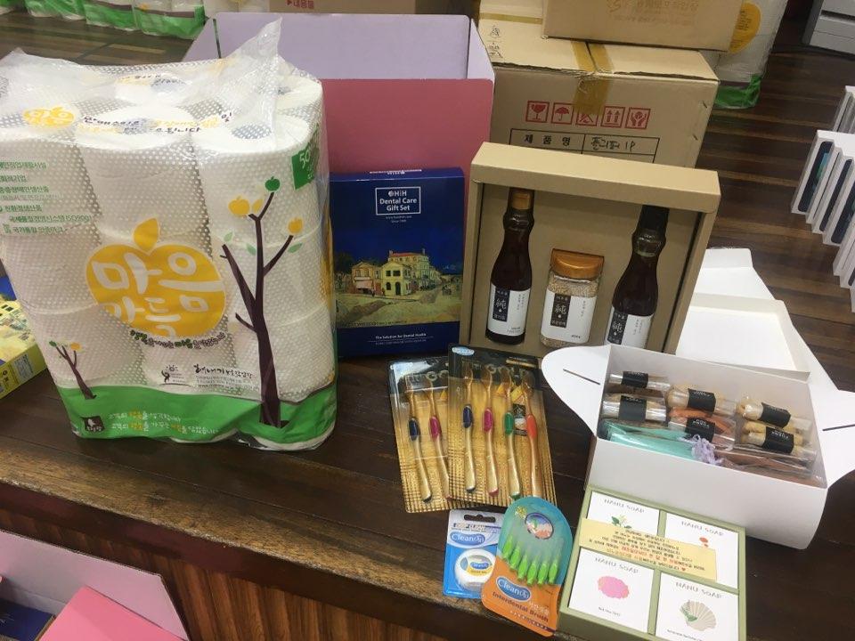 """제40회 장애인의 날 기념 """"행복꾸러미"""" 전달"""