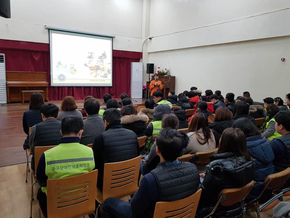 [관내교육]2019년 상반기 소방안전교육