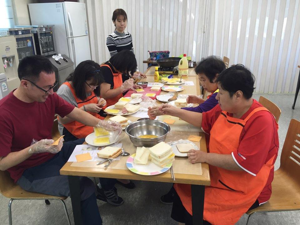 [러브쿡]성인장애인 요리교실 10월 활동