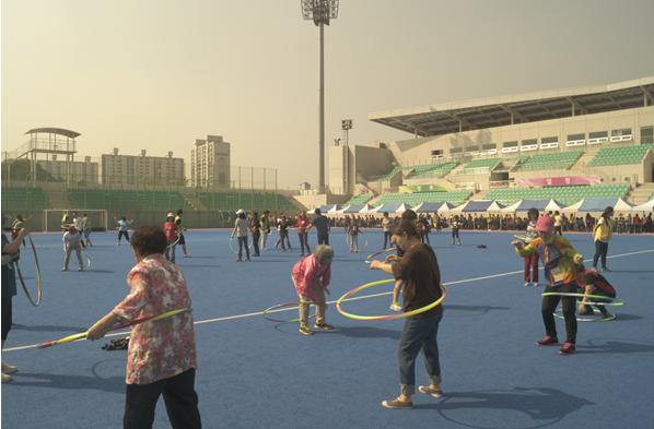 2015 인천광역시 장애인생활체육 한마음 축제