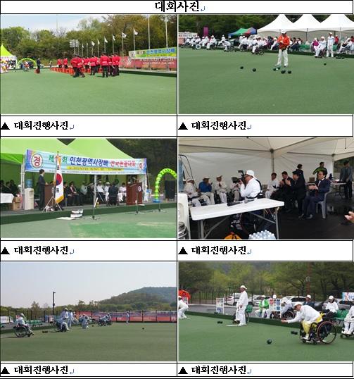 2015 인천광역시장배 전국론볼대회