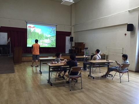 [가요교실]8월 진행
