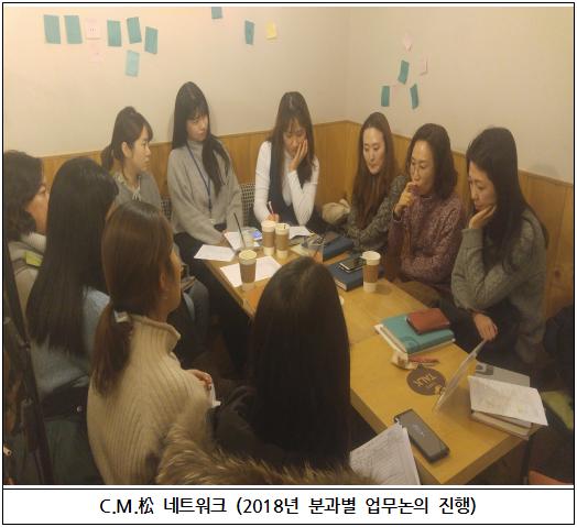C.M.송 네트워크 사업