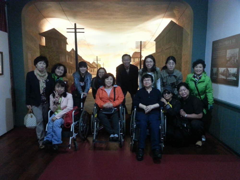 전국장애인문학공모전 1박2일 프로그램