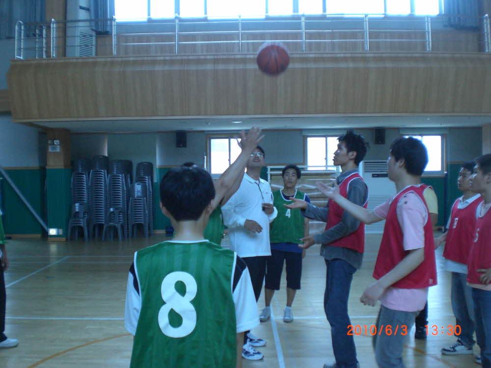 차오름 농구교실